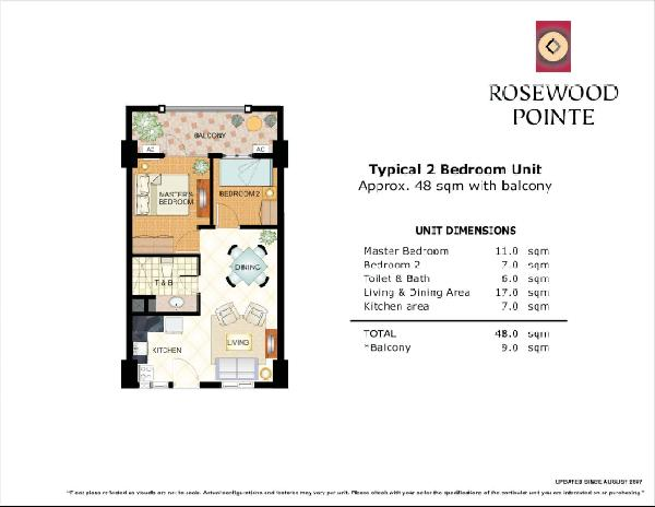 2br rosewood