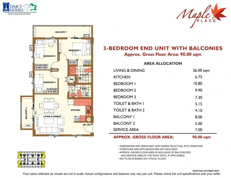 Maple+Place+unit+plans+3BR
