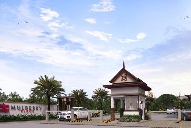 mulberry-place-Main Entrance Gate-large